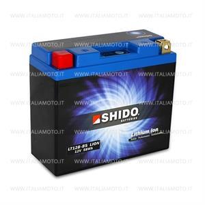 64dacf8ad08af5 batteria al litio yt12b-bs lt12b-bs shido per moto - moto - prodotti ...